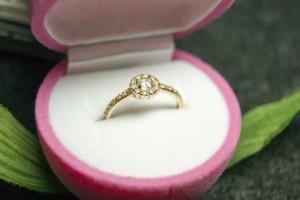 ダイヤモンド、指輪