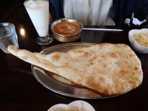 十日市場飲食店インド料理goaゴア